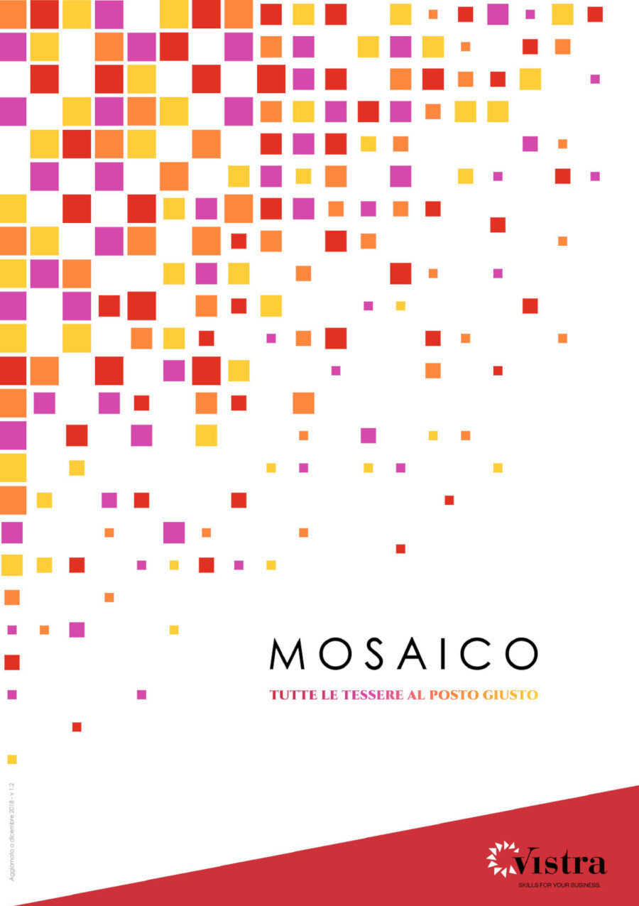 MOSAICO - Scheda prodotto V 1.2
